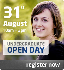 undergraduate open day