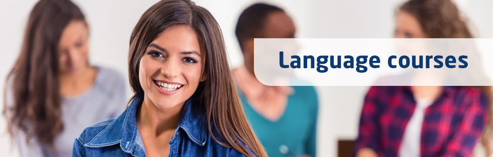 The Language Gallery Header