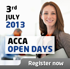 ACCA Open days